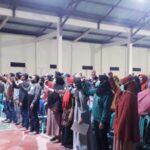 Seribuan Massa Brang Rea Siap Antar Firin - Fud Daftar ke KPU