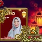 Iklan Ucapan Selamat Idul Adha dari Nurjannah Anggota DPRD KSB